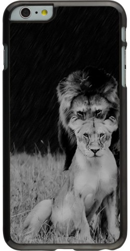 Coque iPhone 6 Plus / 6s Plus - Angry lions