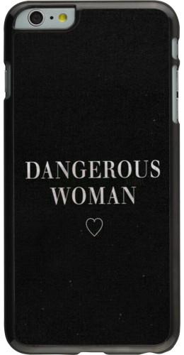 Coque iPhone 6 Plus / 6s Plus - Dangerous woman