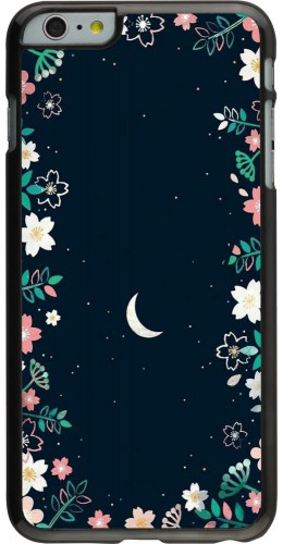 Coque iPhone 6 Plus / 6s Plus - Flowers space