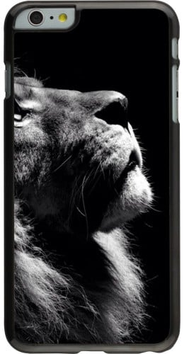Coque iPhone 6 Plus / 6s Plus - Lion looking up