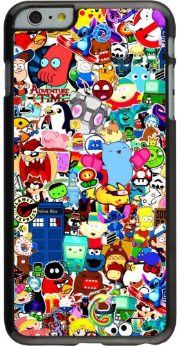 Coque iPhone 6 Plus / 6s Plus - Mixed cartoons