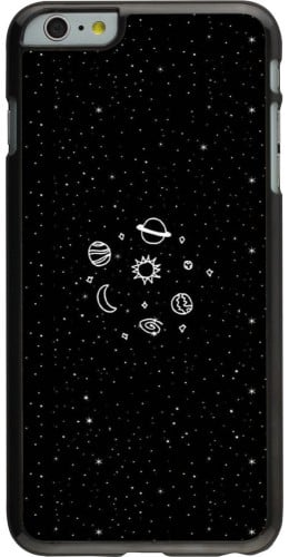 Coque iPhone 6 Plus / 6s Plus - Space Doodle