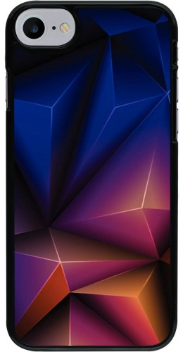 Coque iPhone 7 / 8 / SE (2020) - Abstract Triangles