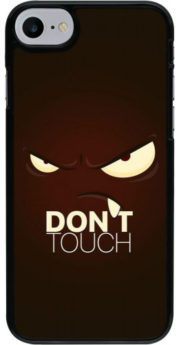 Coque iPhone 7 / 8 / SE (2020) - Angry Dont Touch