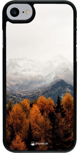 Coque iPhone 7 / 8 / SE (2020) - Autumn 21 Forest Mountain