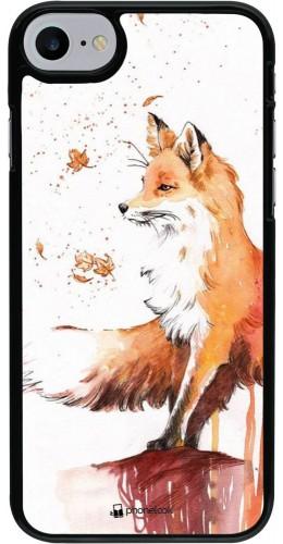 Coque iPhone 7 / 8 / SE (2020) - Autumn 21 Fox