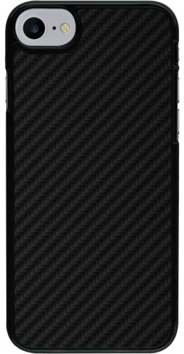 Coque iPhone 7 / 8 / SE (2020) - Carbon Basic