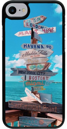 Coque iPhone 7 / 8 / SE (2020) - Cool Cities Directions