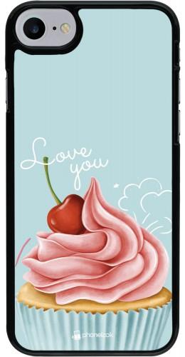 Coque iPhone 7 / 8 / SE (2020) - Cupcake Love You
