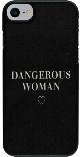 Coque iPhone 7 / 8 - Dangerous woman