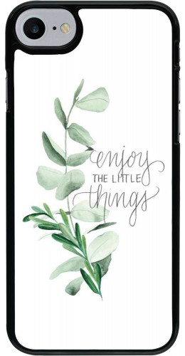 Coque iPhone 7 / 8 / SE (2020) - Enjoy the little things