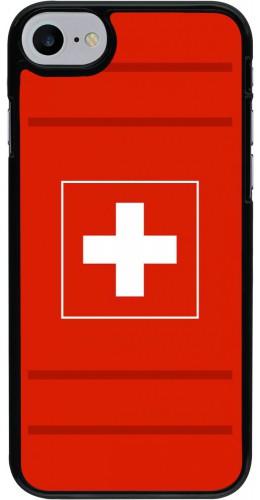 Coque iPhone 7 / 8 / SE (2020) - Euro 2020 Switzerland