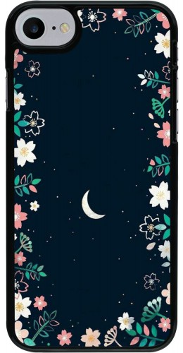 Coque iPhone 7 / 8 - Flowers space