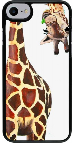Coque iPhone 7 / 8 / SE (2020) - Giraffe Fit