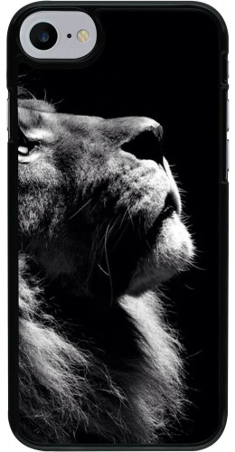Coque iPhone 7 / 8 - Lion looking up