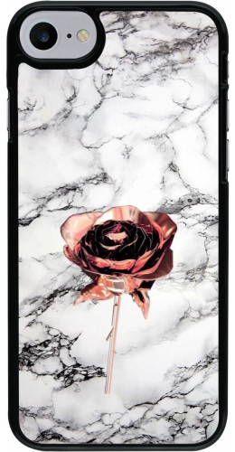 Coque iPhone 7 / 8 / SE (2020) - Marble Rose Gold
