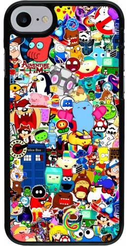 Coque iPhone 7 / 8 - Mixed cartoons