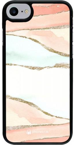 Coque iPhone 7 / 8 / SE (2020) - Shimmering Orange