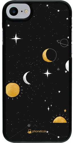 Coque iPhone 7 / 8 / SE (2020) - Space Vector