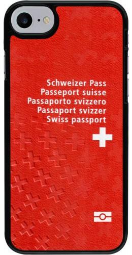 Coque iPhone 7 / 8 / SE (2020) - Swiss Passport