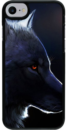 Coque iPhone 7 / 8 - Wolf Shape
