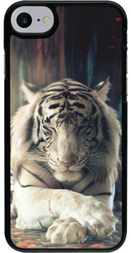Coque iPhone 7 / 8 / SE (2020) - Zen Tiger