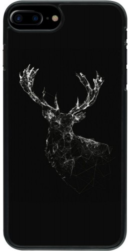 Coque iPhone 7 Plus / 8 Plus - Abstract deer