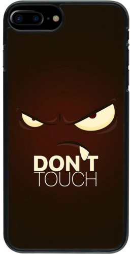 Coque iPhone 7 Plus / 8 Plus - Angry Dont Touch
