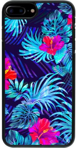 Coque iPhone 7 Plus / 8 Plus - Blue Forest