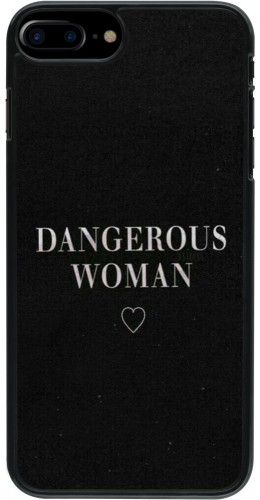 Coque iPhone 7 Plus / 8 Plus - Dangerous woman
