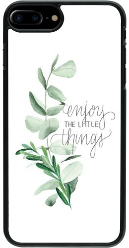 Coque iPhone 7 Plus / 8 Plus - Enjoy the little things