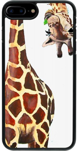 Coque iPhone 7 Plus / 8 Plus - Giraffe Fit