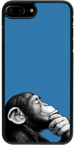 Coque iPhone 7 Plus / 8 Plus - Monkey Pop Art