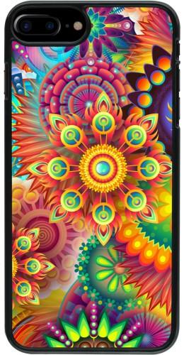 Coque iPhone 7 Plus / 8 Plus - Multicolor aztec