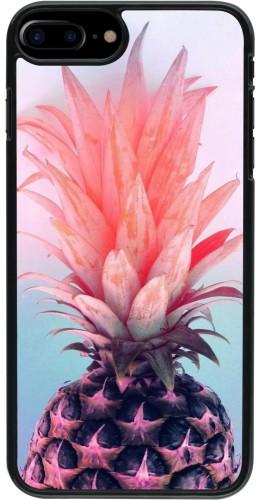 Coque iPhone 7 Plus / 8 Plus - Purple Pink Pineapple