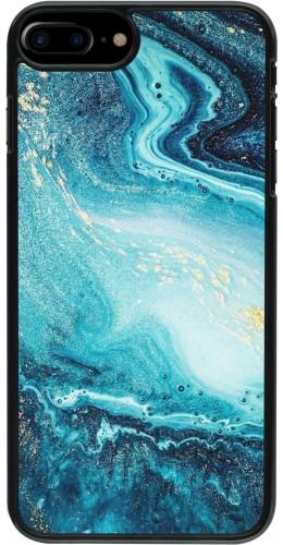 Coque iPhone 7 Plus / 8 Plus - Sea Foam Blue