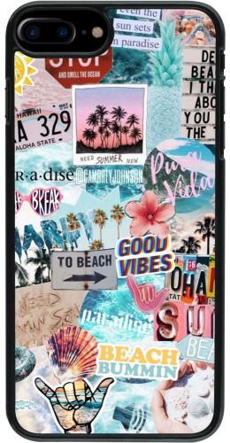 Coque iPhone 7 Plus / 8 Plus - Summer 20 collage