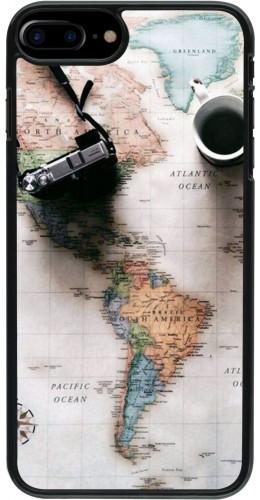 Coque iPhone 7 Plus / 8 Plus - Travel 01