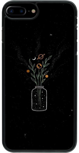 Coque iPhone 7 Plus / 8 Plus - Vase black