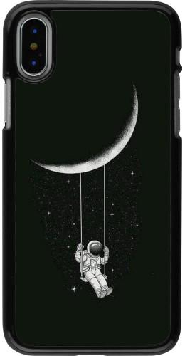 Coque iPhone X / Xs - Astro balançoire