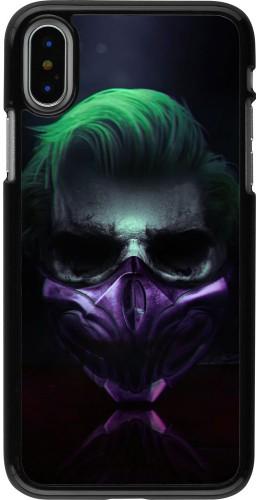 Coque iPhone X / Xs - Halloween 20 21