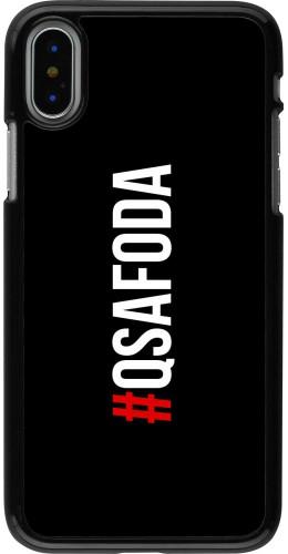 Coque iPhone X - Qsafoda 1