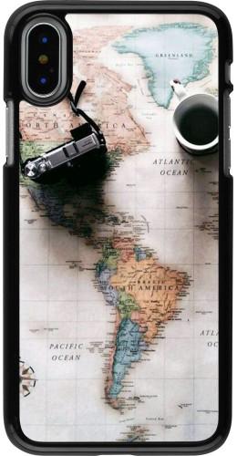 Coque iPhone X / Xs - Travel 01