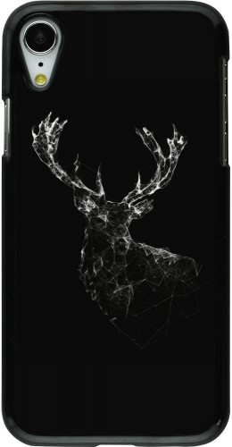 Coque iPhone XR - Abstract deer