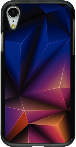 Coque iPhone XR - Abstract Triangles