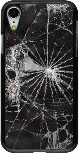 Coque iPhone XR - Broken Screen