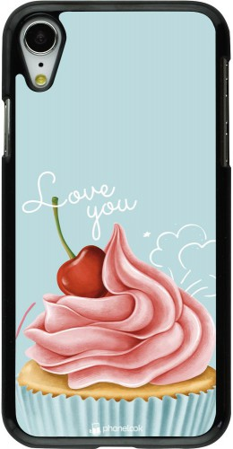 Coque iPhone XR - Cupcake Love You