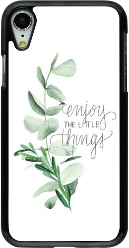 Coque iPhone XR - Enjoy the little things
