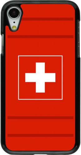 Coque iPhone XR - Euro 2020 Switzerland