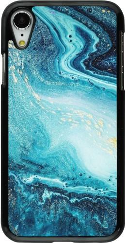 Coque iPhone XR - Sea Foam Blue